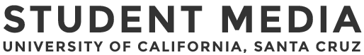 Student Media at the University of California, Santa Cruz Logo