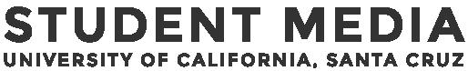 Student Media at the University of California, Santa Cruz Logo